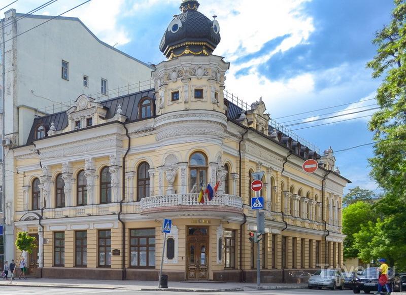 Дом М.Н.Черновой / Фото из России