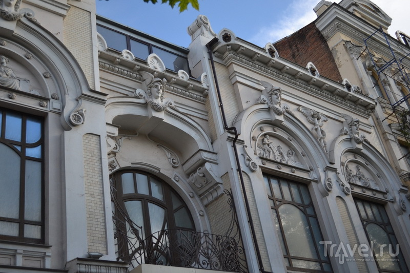 Здание Доходного дома  К.И.Яблокова / Фото из России