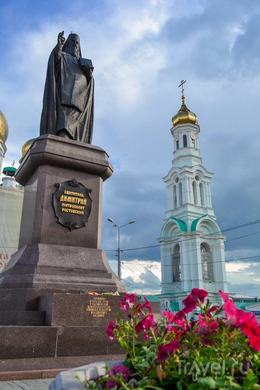 Памятник Дмитрию Святителю / Фото из России