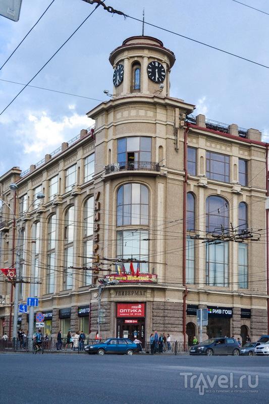 Торговый дом купца Г.Г.Пустовойтова / Фото из России