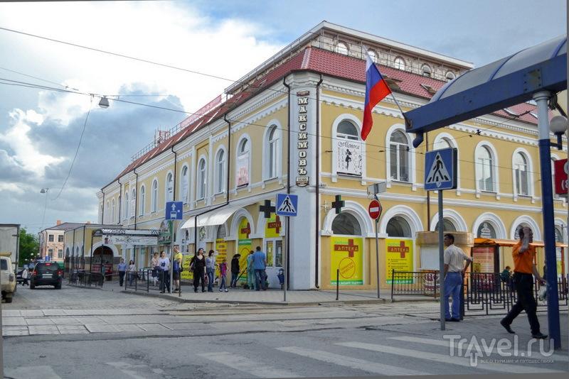 Торговый дом купца Максимова / Фото из России