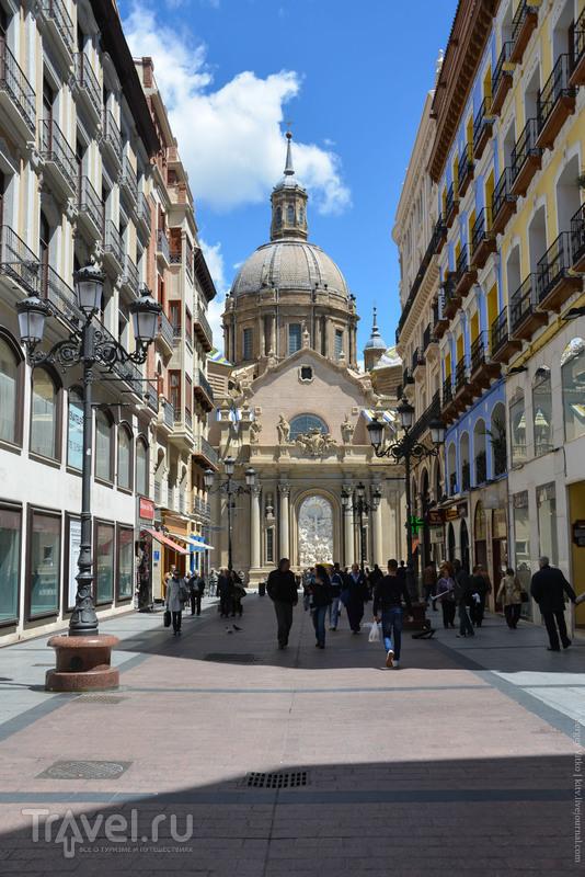 Еще немного Сарагосы... / Фото из Испании