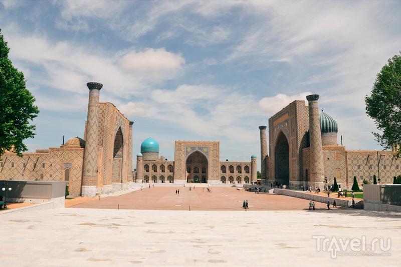 Самарканд / Фото из Узбекистана