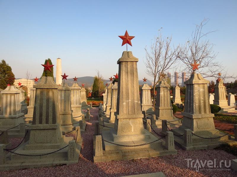Порт-Артур, китайский город русской славы / Фото из Китая