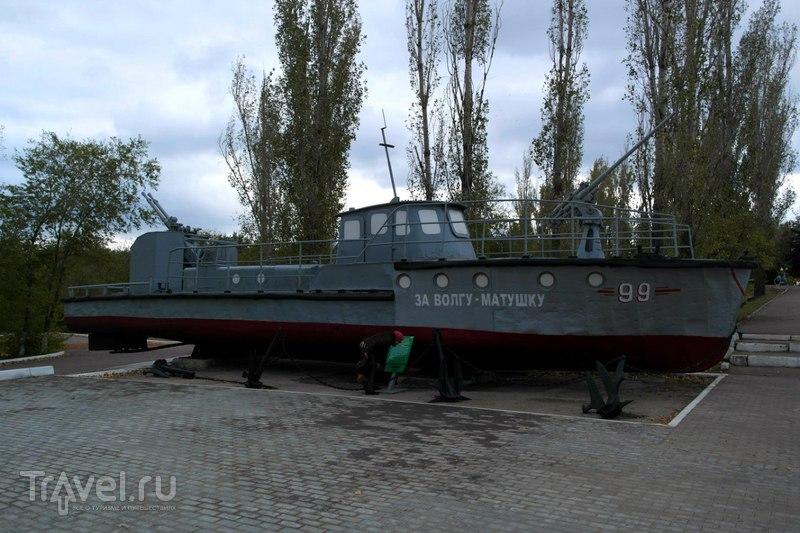 Саратов - Соколовая гора и парк Победы / Россия