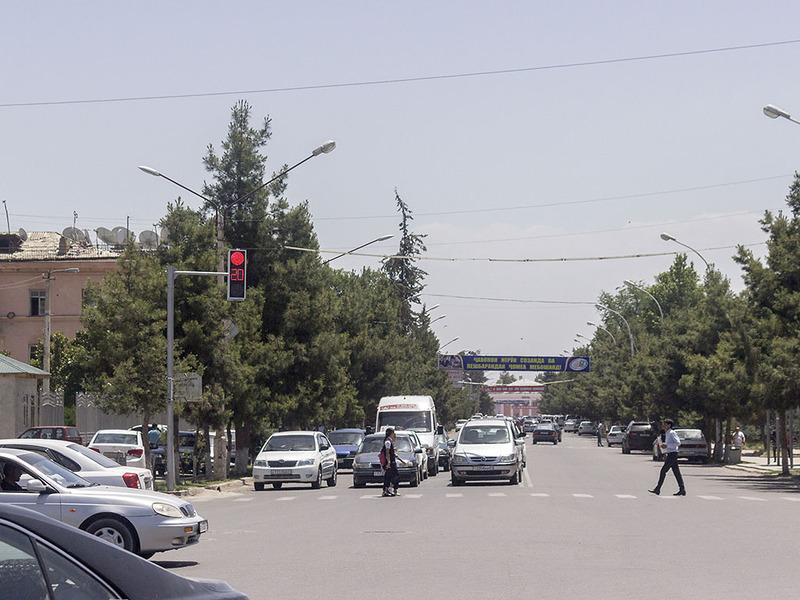 Таджикистан 2016. Курган-Тюбе / Таджикистан