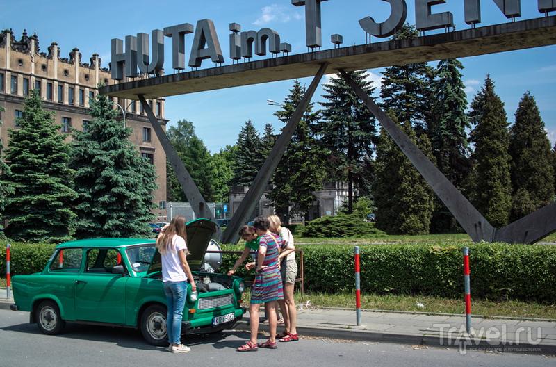 Nowa Huta - коммунистический рай(он) Кракова / Фото из Польши