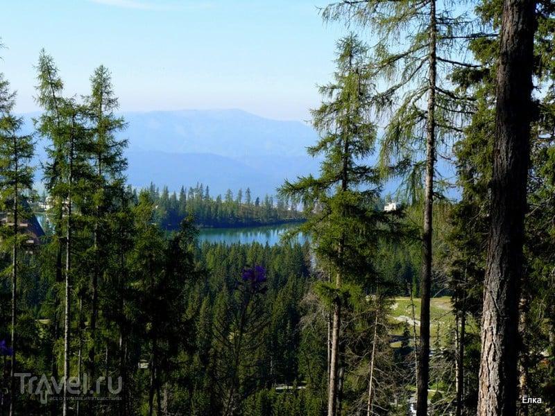 Словацкий Рай - просто рай! Высокие Татры. Штребске Плесо- Попрадско Плесо - Острава / Фото из Словакии