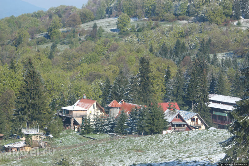 Предял - город за облаками / Румыния