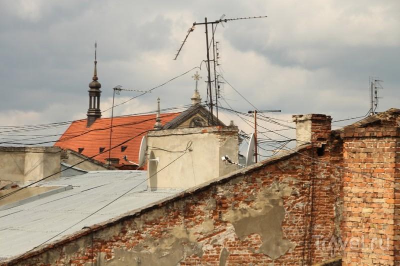 Крышами Львова. Грязная работа / Украина