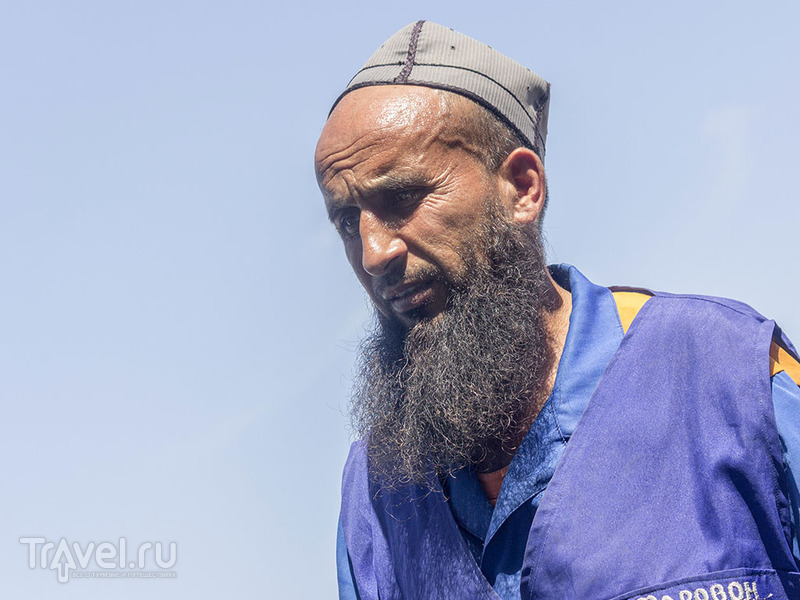 Таджикистан 2016. Курган-Тюбе. Базар / Таджикистан