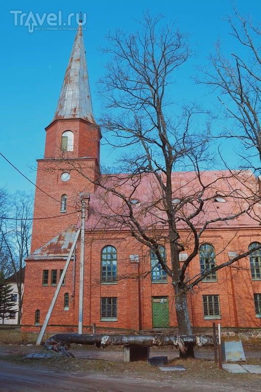 Печоры, облик эстонского города 20-30 гг. XX века / Эстония