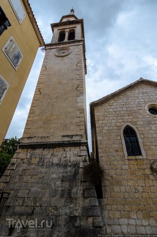 Балканы 2012. Будва / Фото из Черногории