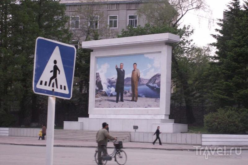 Вспомним прошлое. Плакаты в Северной Корее / Корея - КНДР
