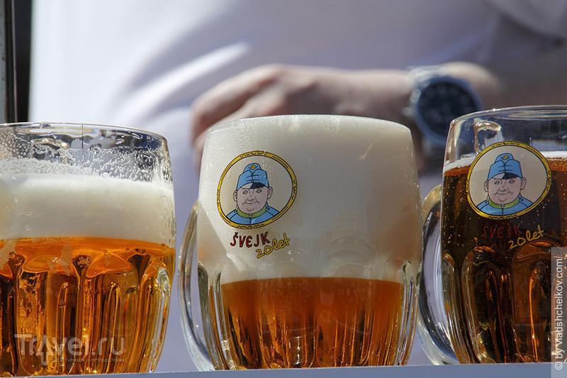 """Как правильно разливать """"чеповат"""" пиво! / Чехия"""