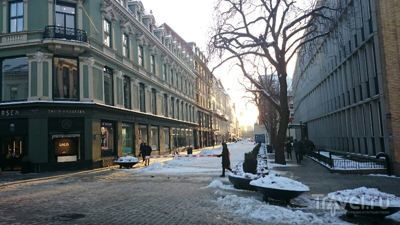 Осло, Норвегия / Фото из Норвегии