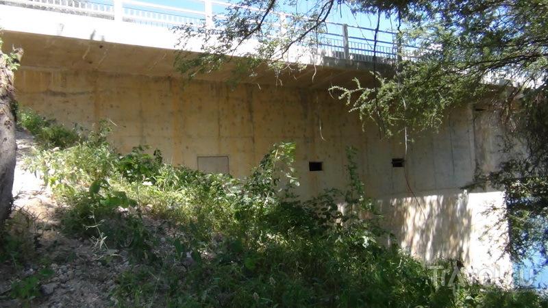 Тюрьма под мостом / Намибия