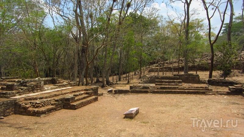 Копан: город Майя в Гондурасе / Фото из Гондураса