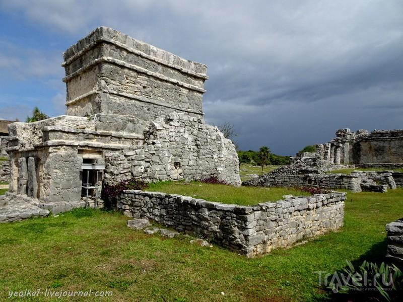 Mundo Maya. Мексика. Тулум (Tulum) - крупнейший порт майя / Фото из Мексики