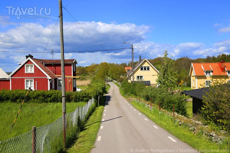 Идилия острова Аспё. Карлскруна, Швеция / Фото из Швеции
