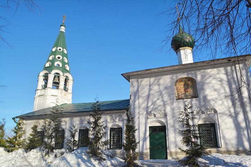 Фёдоровская церковь, Ярославль / Россия