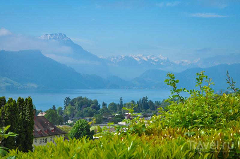 Сырые ночлежки Швейцарии / Фото из Германии