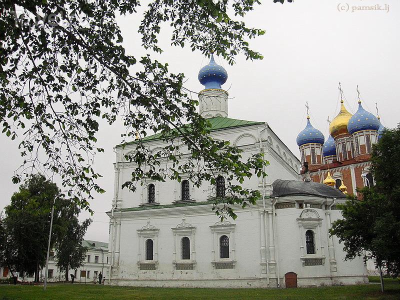 Рязань. Кремль / Россия