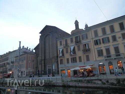 И снова Италия, Милан / Италия