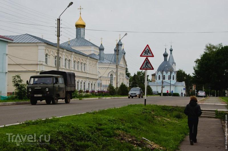 Мордовское путешествие. Инсар / Россия