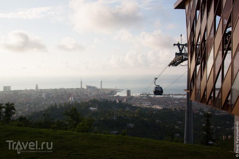 Грузия, Батуми: Канатная дорога / Фото из Грузии