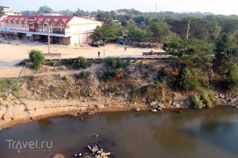 Мьянма: город Мьявади / Мьянма
