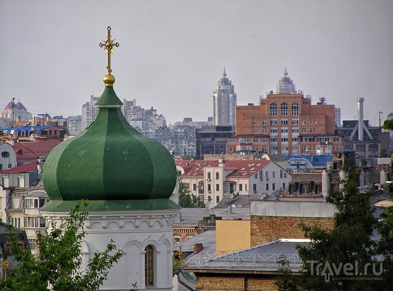 Киев. Андреевский спуск / Украина