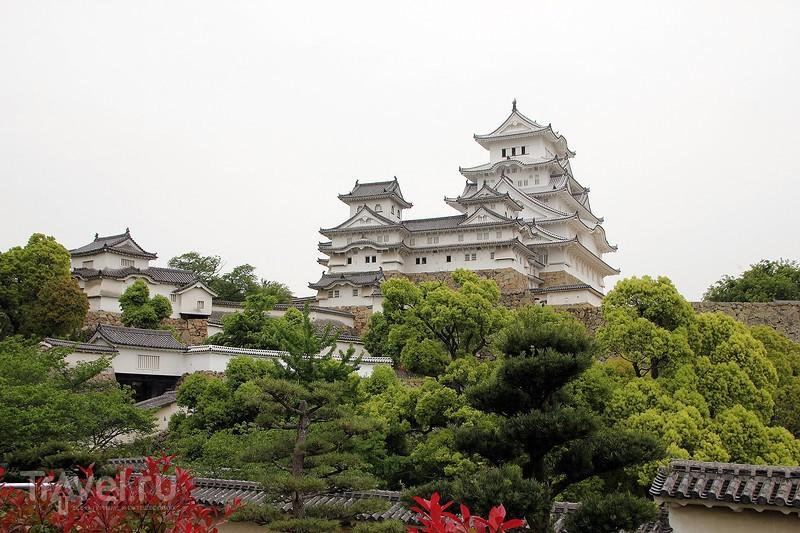 """""""Золотая неделя"""" в Японии. Химёдзи (Himeji) и немного Киото / Япония"""