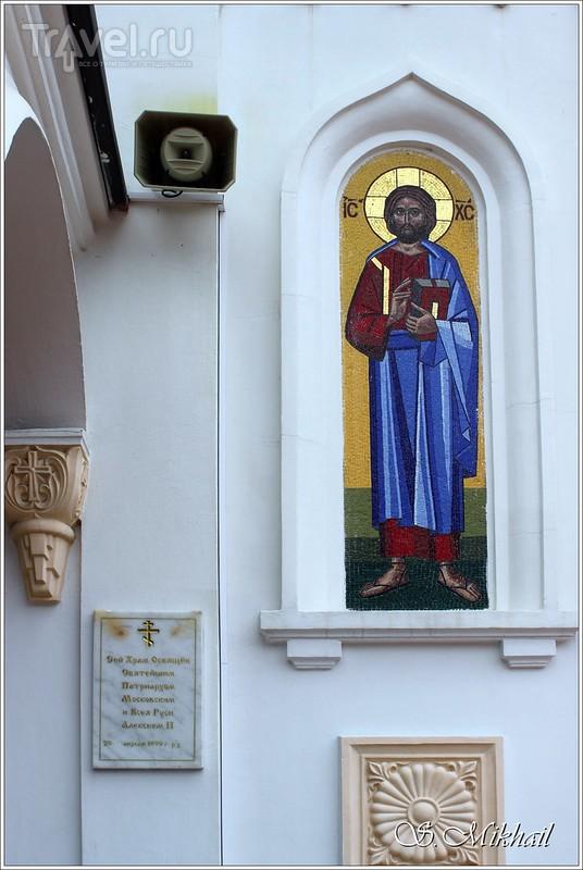 Лазаревское, церкви / Фото из России