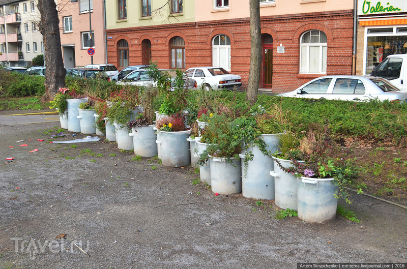 Кельн: окрестности города / Фото из Германии