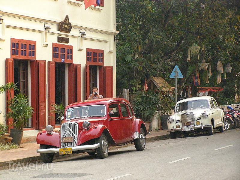 По дорогам Лаоса / Лаос