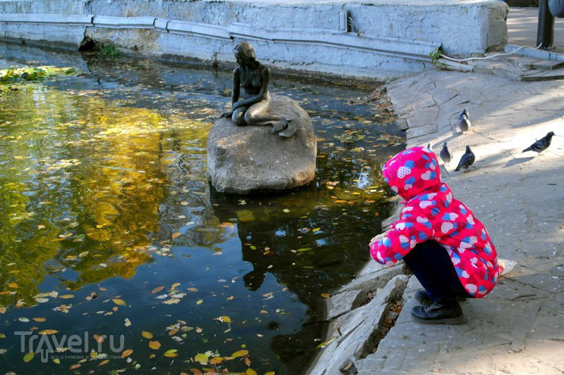 Саратов - Городской парк культуры и отдыха им. М. Горького / Россия