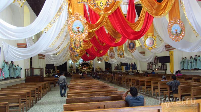 Гватемала, озеро Атитлан: парк Тсанкухиль и город Сантьяго / Гватемала