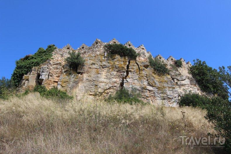 Коста-Брава: замок, который ушёл в себя / Испания
