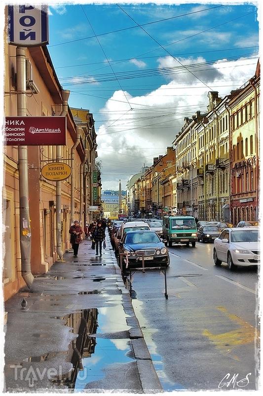 Площадь Восстания / Фото из России