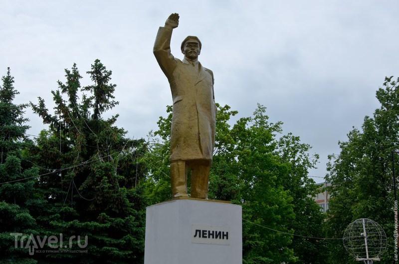 Мордовское путешествие. Ковылкино и Краснослободск / Россия