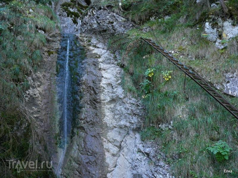 Словацкий Рай - просто рай! Соколиная долина / Фото из Словакии