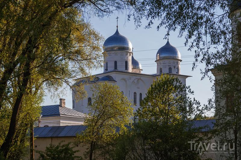 Свято-Юрьев монастырь / Фото из России