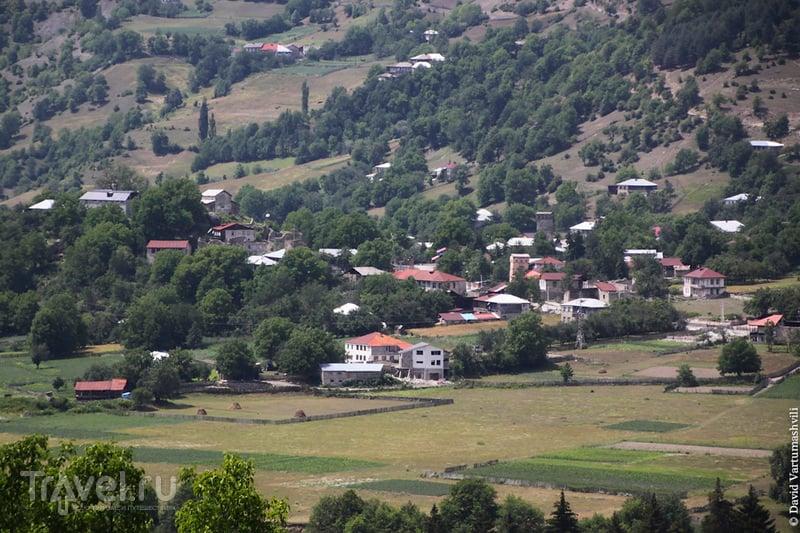 Грузия, Сванетия в июле: монастырь Тангили / Фото из Грузии