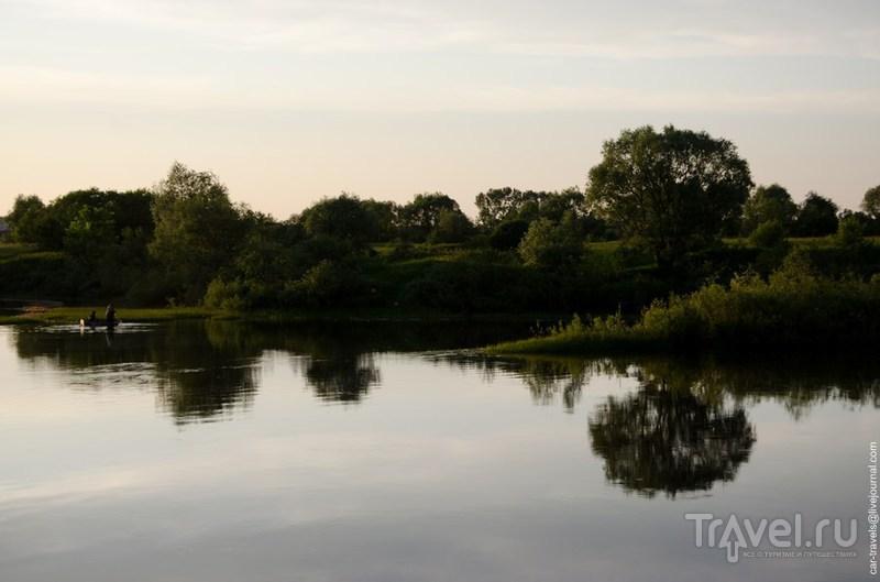 Мордовское путешествие. Река Мокша / Россия