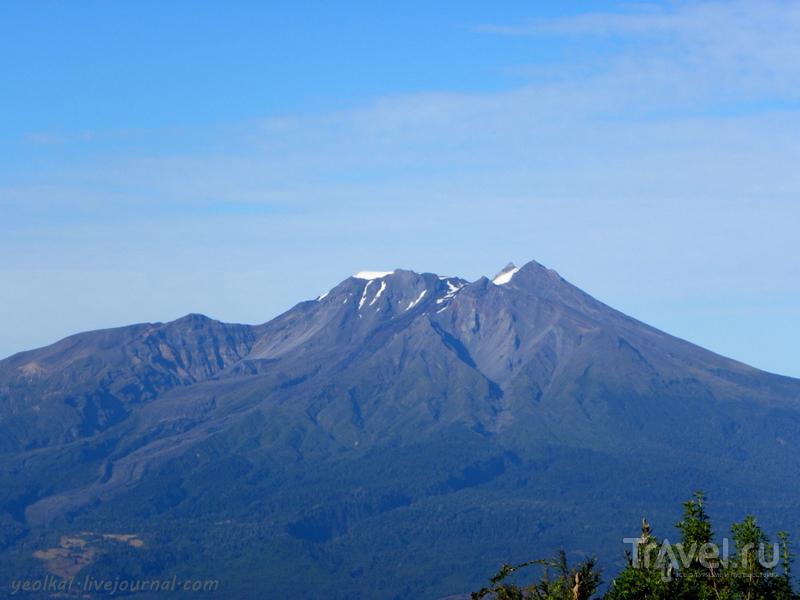 Чили - сбыча мечт! Край вулканов и озер. Подъем на вулкан Осорно / Фото из Чили