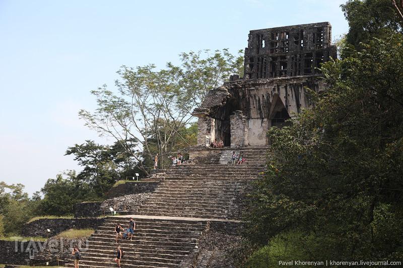 Мексика. Теотиуакан - Паленке - Тикаль / Фото из Мексики