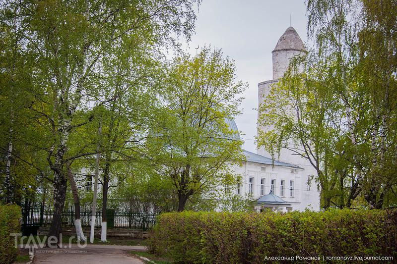 Ханская столица посреди центральной России / Россия
