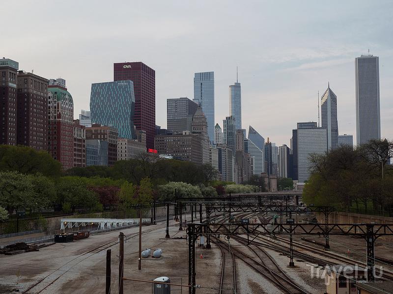 Майский Чикаго / Фото из США