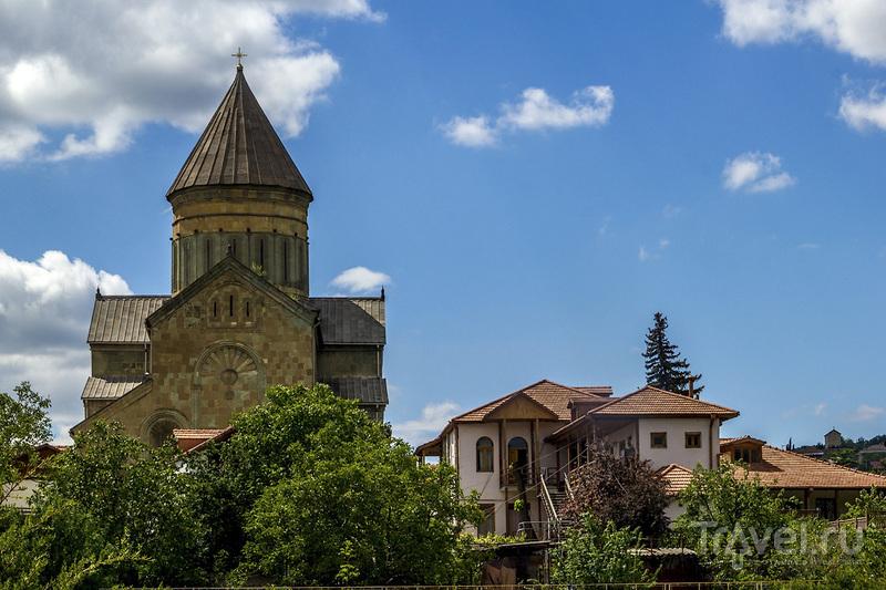 Мцхета и Джвари / Фото из Грузии